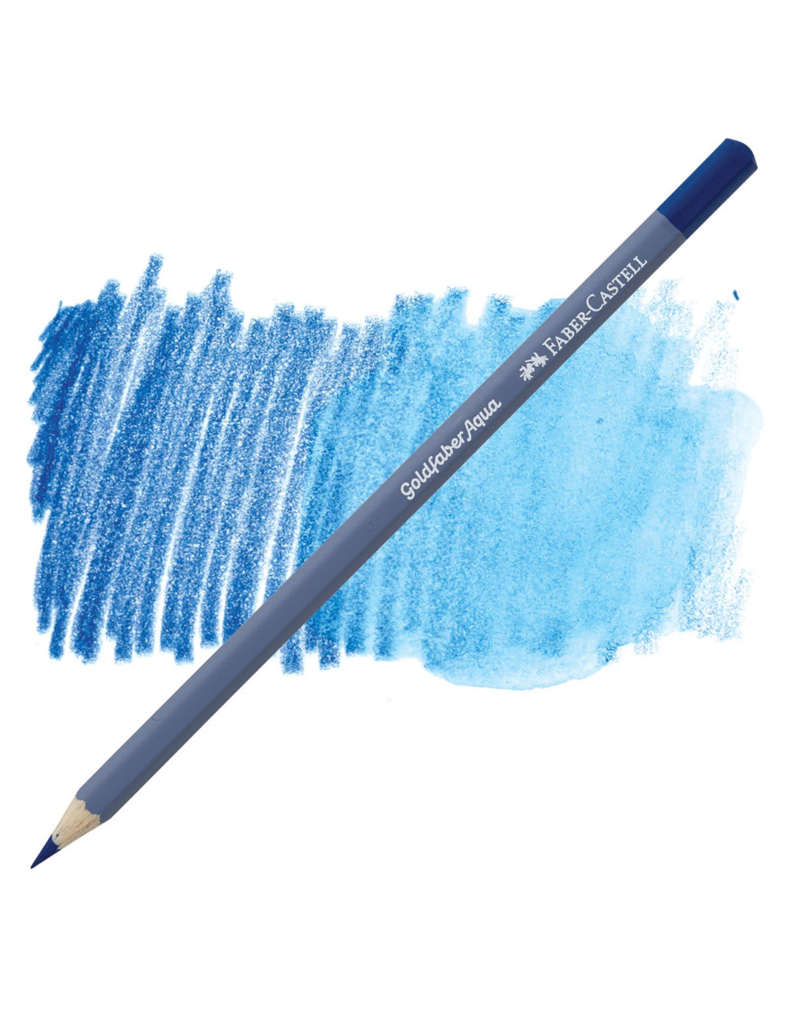 Faber-Castell Goldfaber Aqua Watercolor Pencil - Helioblue Reddish #151