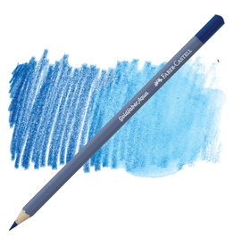 Faber-Castell Goldfaber Aqua Watercolor Pencil - Helioblue Reddish #151