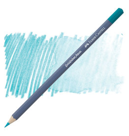 Faber-Castell Goldfaber Aqua Watercolor Pencil - Lt. Cobalt Turquoise #154
