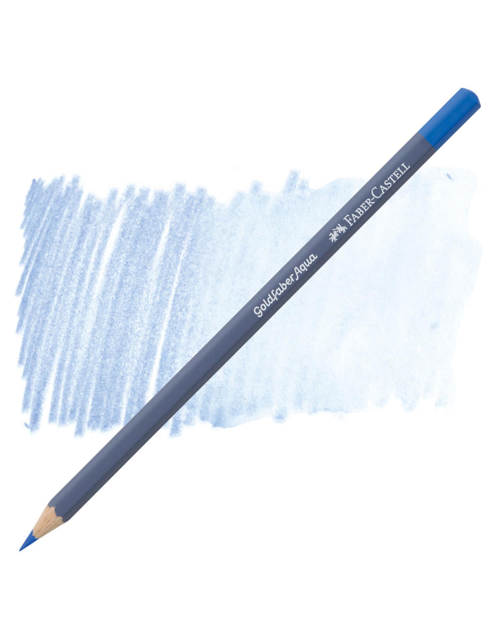 Faber-Castell Goldfaber Aqua Watercolor Pencil - Light Ultramarine #140