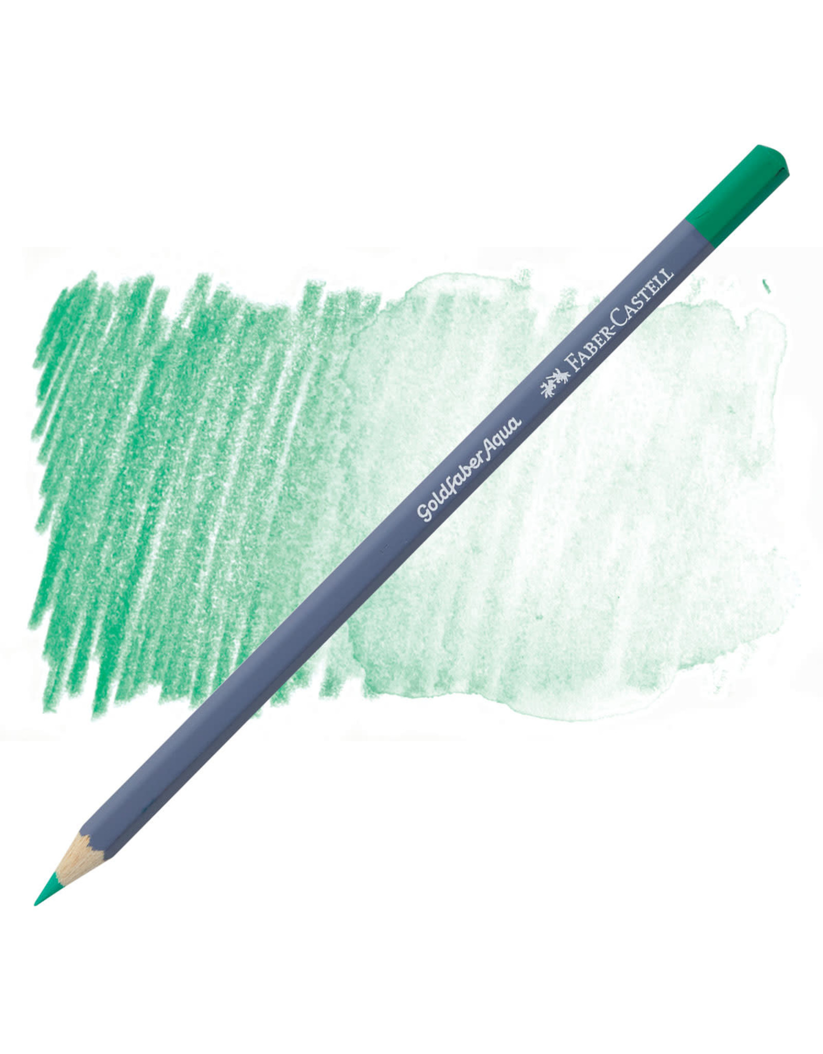 Faber-Castell Goldfaber Aqua Watercolor Pencil - Lt Phthalo Green #162