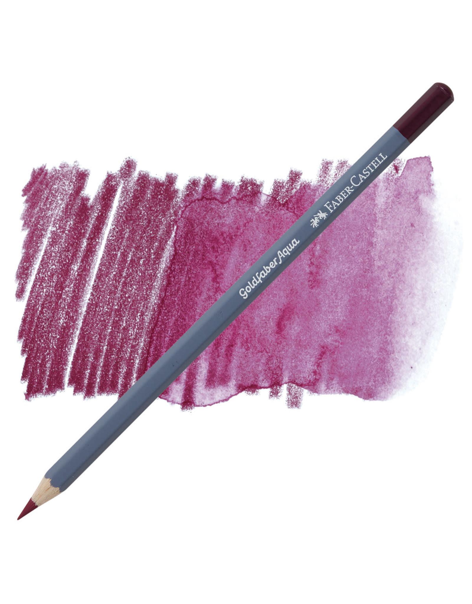 Faber-Castell Goldfaber Aqua Watercolor Pencil - Magenta #133