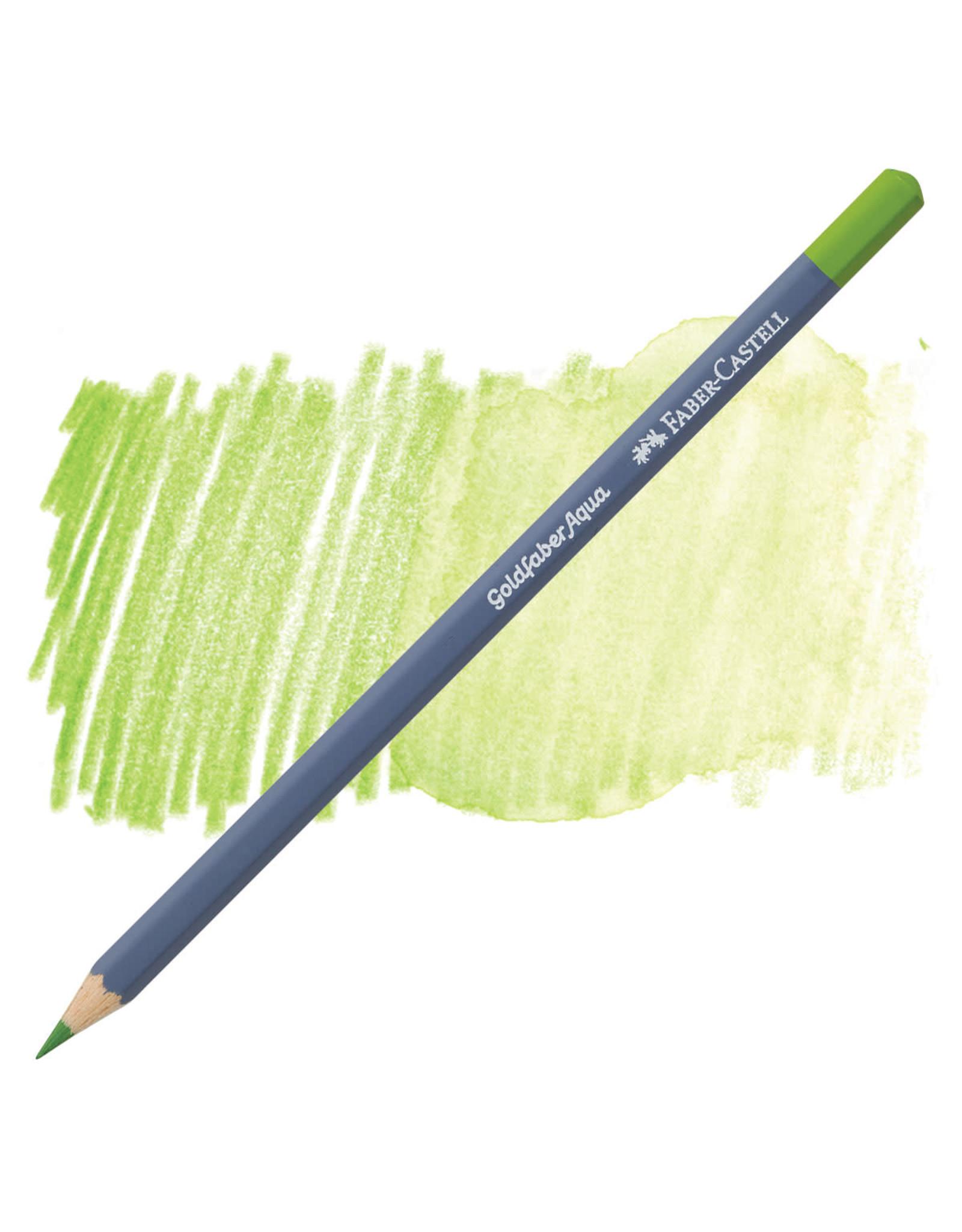 Faber-Castell Goldfaber Aqua Watercolor Pencil - May Green #170