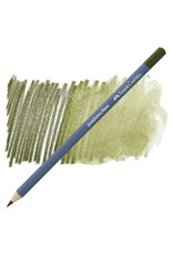 Faber-Castell Goldfaber Aqua Watercolor Pencil - Olive Green Yellowish #173