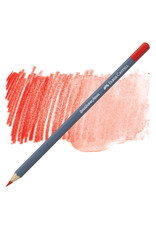 Faber-Castell Goldfaber Aqua Watercolor Pencil - Scarlet Red  #118