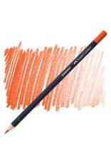 Faber-Castell Goldfaber Colored Pencil - Dark Cadmium Orange #115