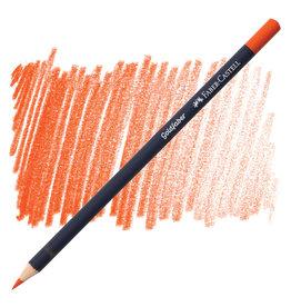 Faber-Castell Goldfaber Colored Pencil - Dk. Cadmium Orange #115