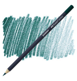 Faber-Castell Goldfaber Colored Pencil -  Deep Cobalt Green #158