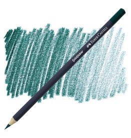 Faber-Castell Goldfaber Colored Pencil -  Deep Cobalt Green #158