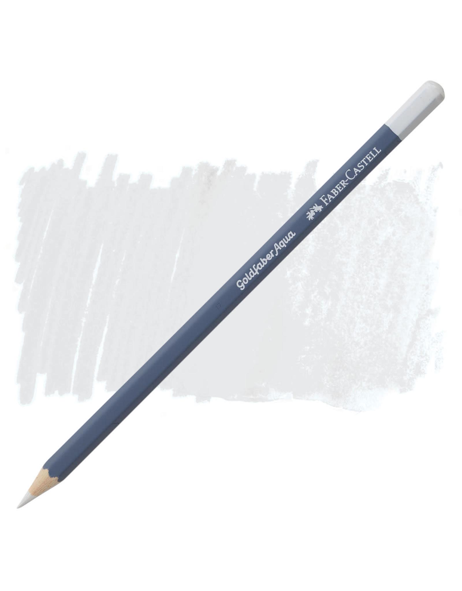Faber-Castell Goldfaber Aqua Watercolor Pencil -  White #101