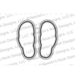 Newton's Nook Flip Flop Life-  Die Set
