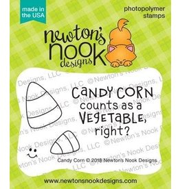 Newton's Nook Candy Corn - Clear Stamp Set