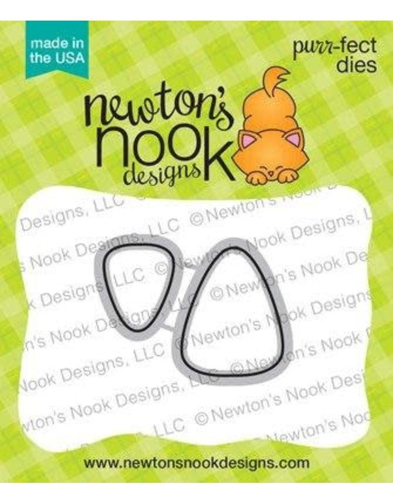 Newton's Nook Candy Corn Die