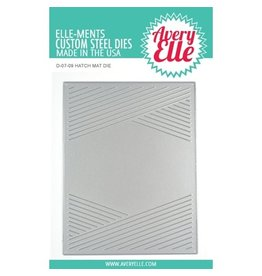Avery Elle Hatch Mat - Die