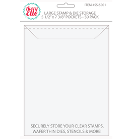 Avery Elle Stamp & Die Storage Pockets Large