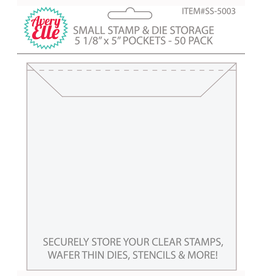 Avery Elle Stamp & Die Storage Pockets Small