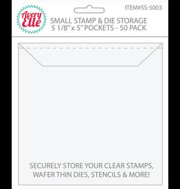 Avery Elle Stamp & Die Storage Pockets Small