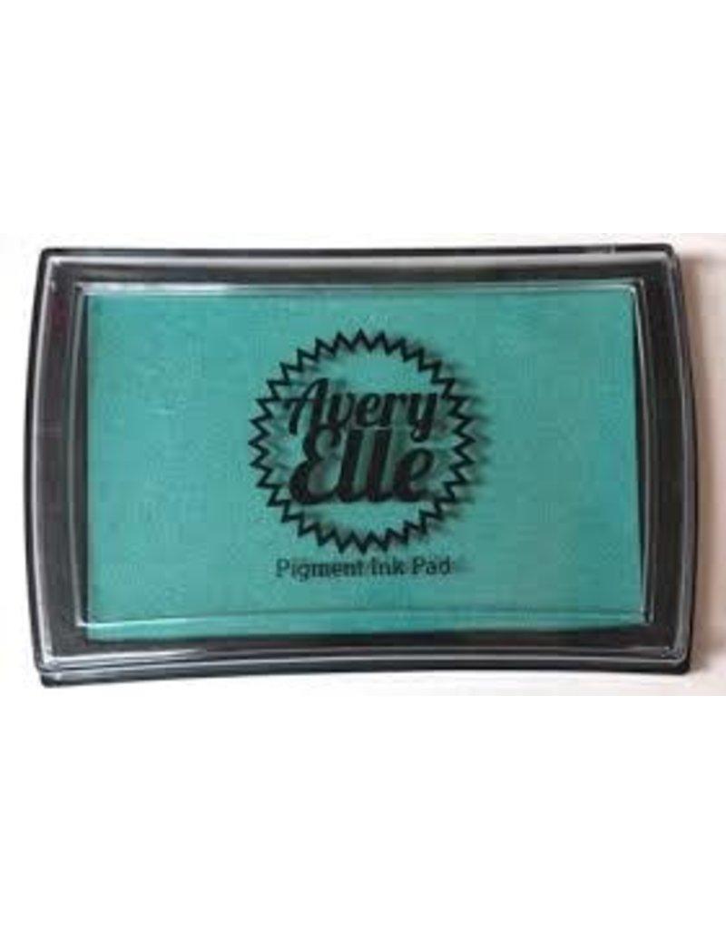 Avery Elle Aquamarine Pigment Ink Pad