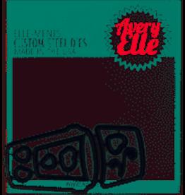 Avery Elle Cool Beans Elle-Ments Die