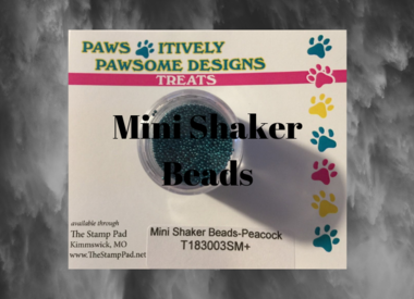 Mini Shaker Beads