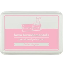 Lawn Fawn Lawn Fawndamentals Dye Ink Pad - Ballet Slippers