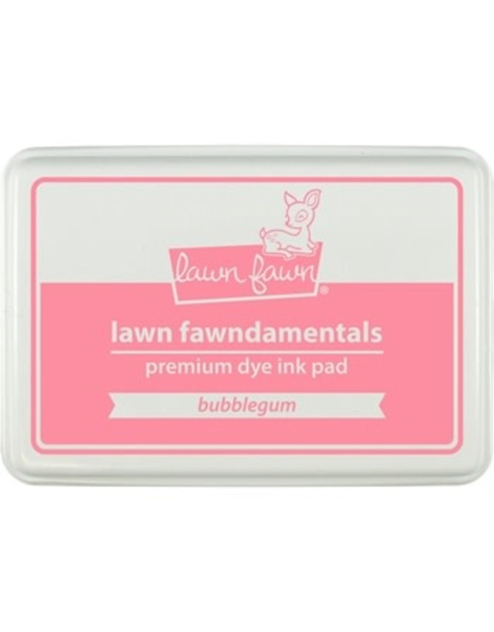 Lawn Fawn Lawn Fawndamentals Dye Ink Pad - Bubblegum