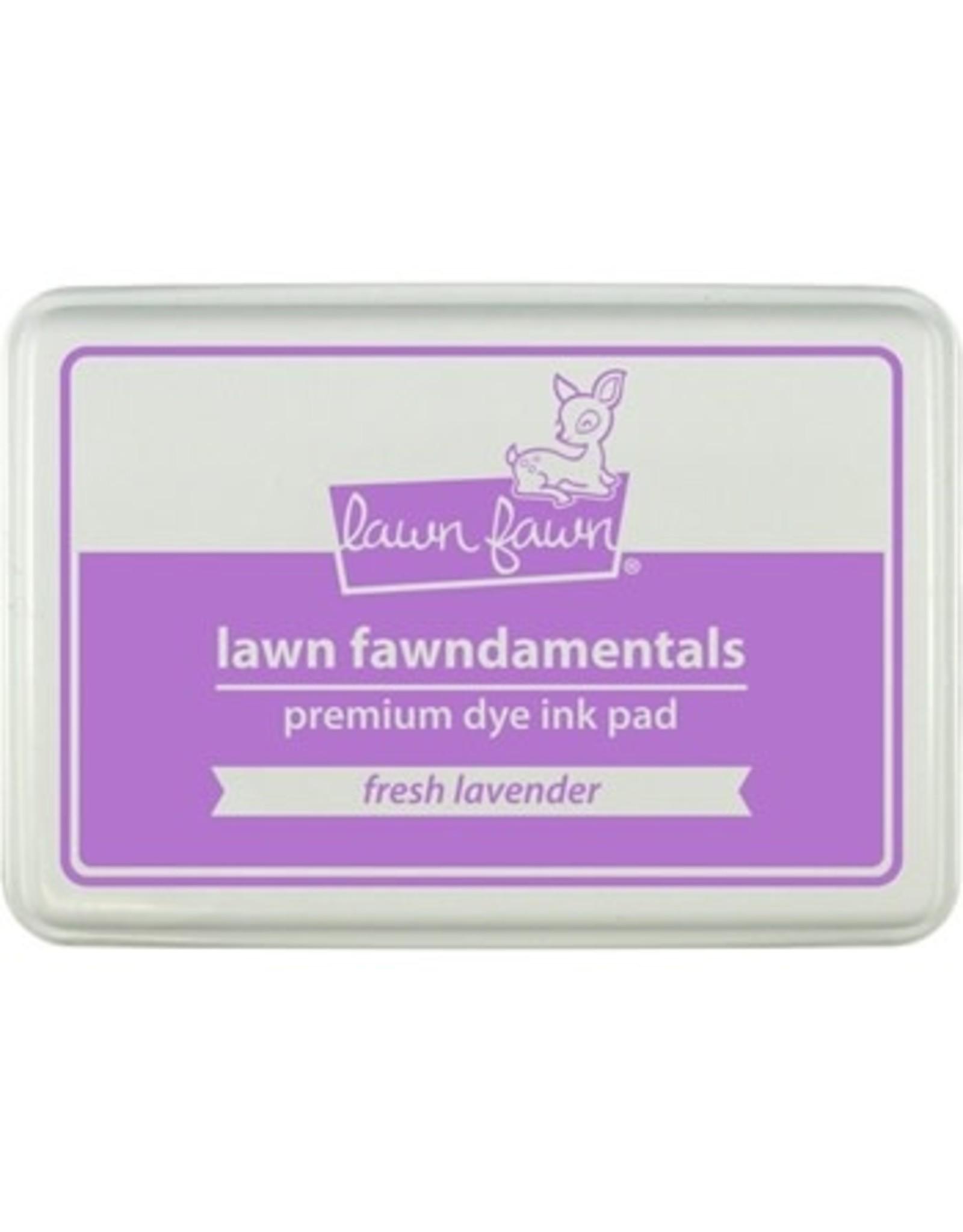 Lawn Fawn Lawn Fawndamentals Dye Ink Pad - Fresh Lavender