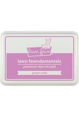 Lawn Fawn Lawn Fawndamentals Dye Ink Pad - Grape Soda