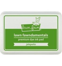 Lawn Fawn Lawn Fawndamentals Dye Ink Pad - Jalapeno