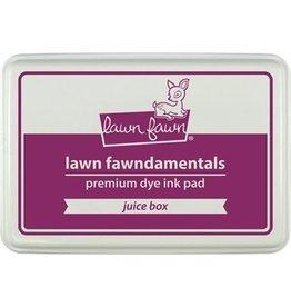 Lawn Fawn Lawn Fawndamentals Dye Ink Pad - Juice Box