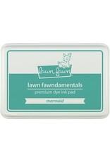 Lawn Fawn Lawn Fawndamentals Dye Ink Pad - Mermaid