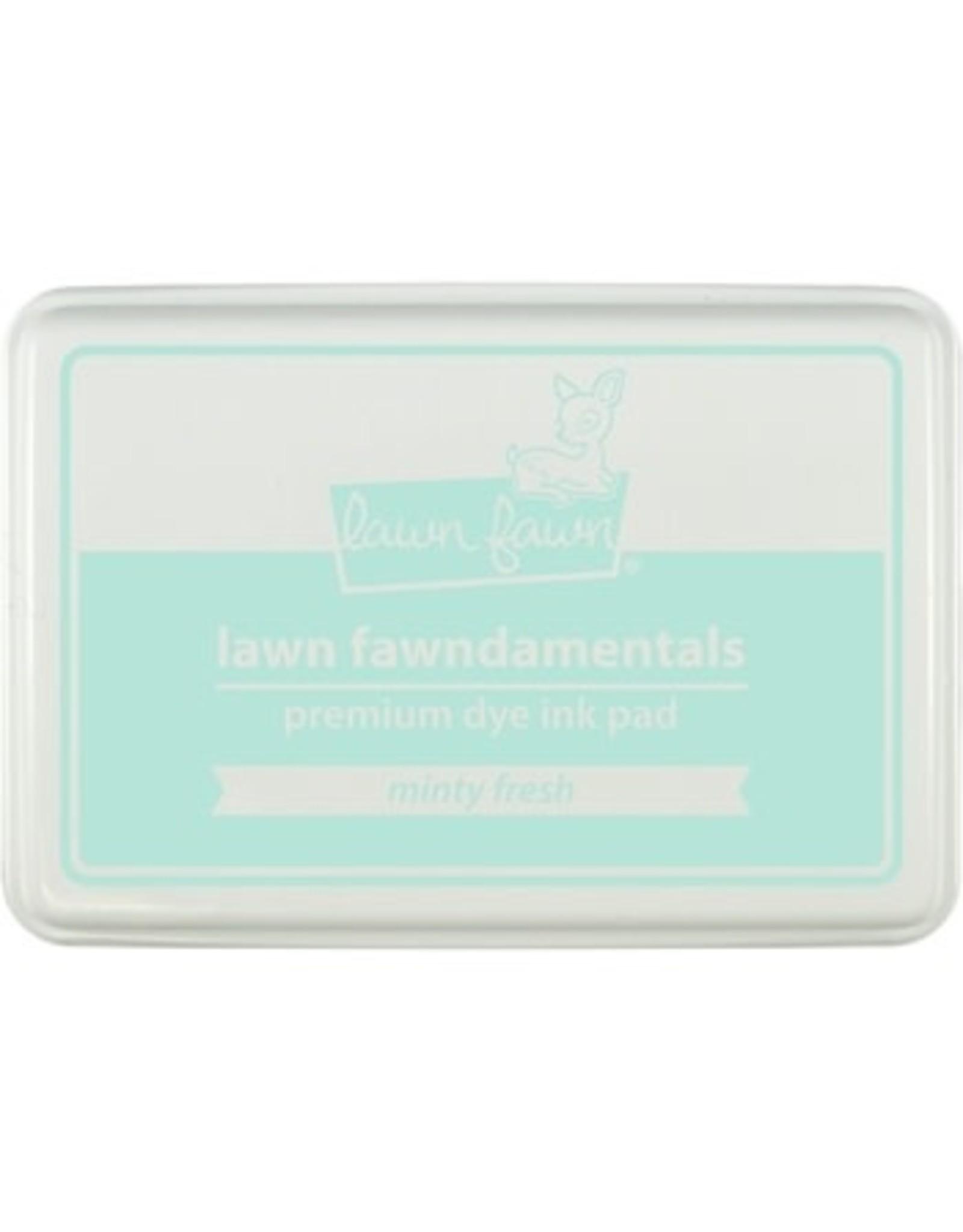 Lawn Fawn Lawn Fawndamentals Dye Ink Pad - Minty Fresh