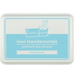 Lawn Fawn Lawn Fawndamentals Dye Ink Pad - Moonstone