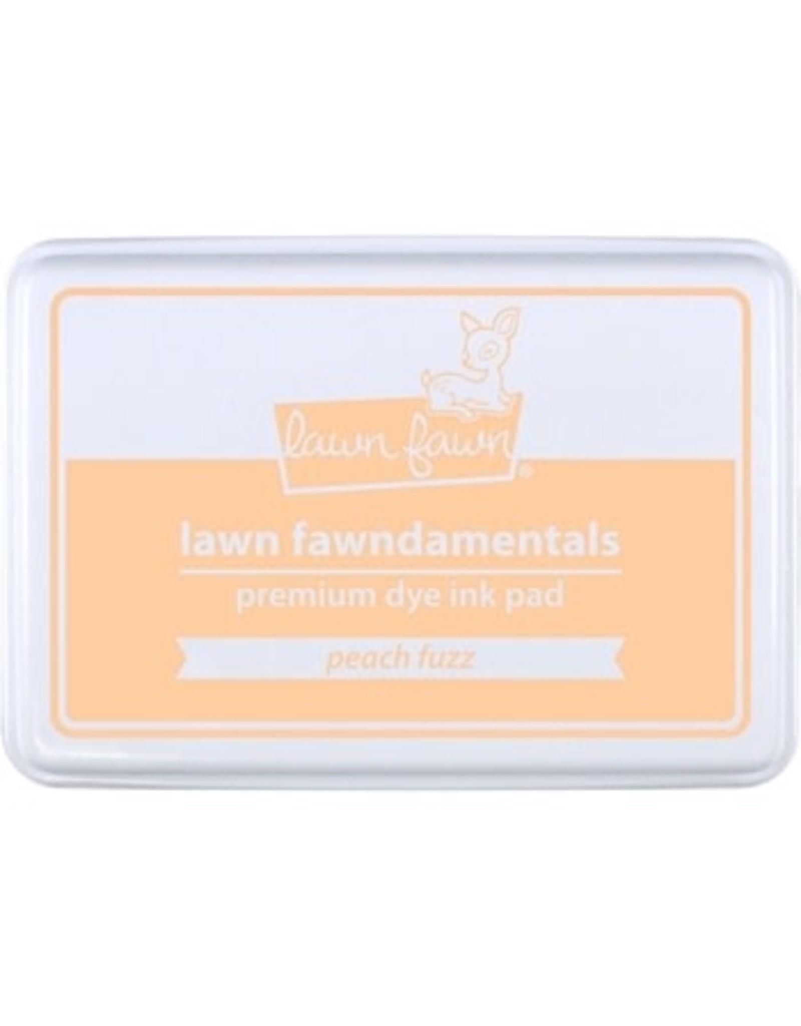 Lawn Fawn Lawn Fawndamentals Dye Ink Pad - Peach Fuzz