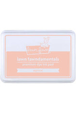 Lawn Fawn Lawn Fawndamentals Dye Ink Pad - Apricot