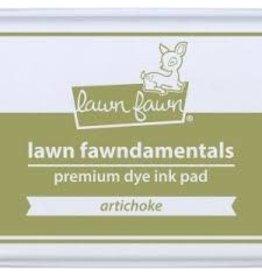 Lawn Fawn Lawn Fawndamentals Dye Ink pad - Artichoke
