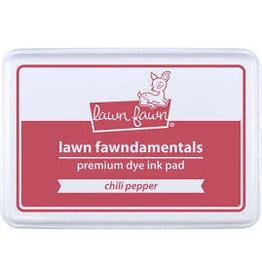 Lawn Fawn Lawn Fawndamentals Dye Ink Pad - Chili Pepper