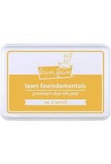 Lawn Fawn Lawn Fawndamentals Dye Ink Pad - No. 2 Pencil