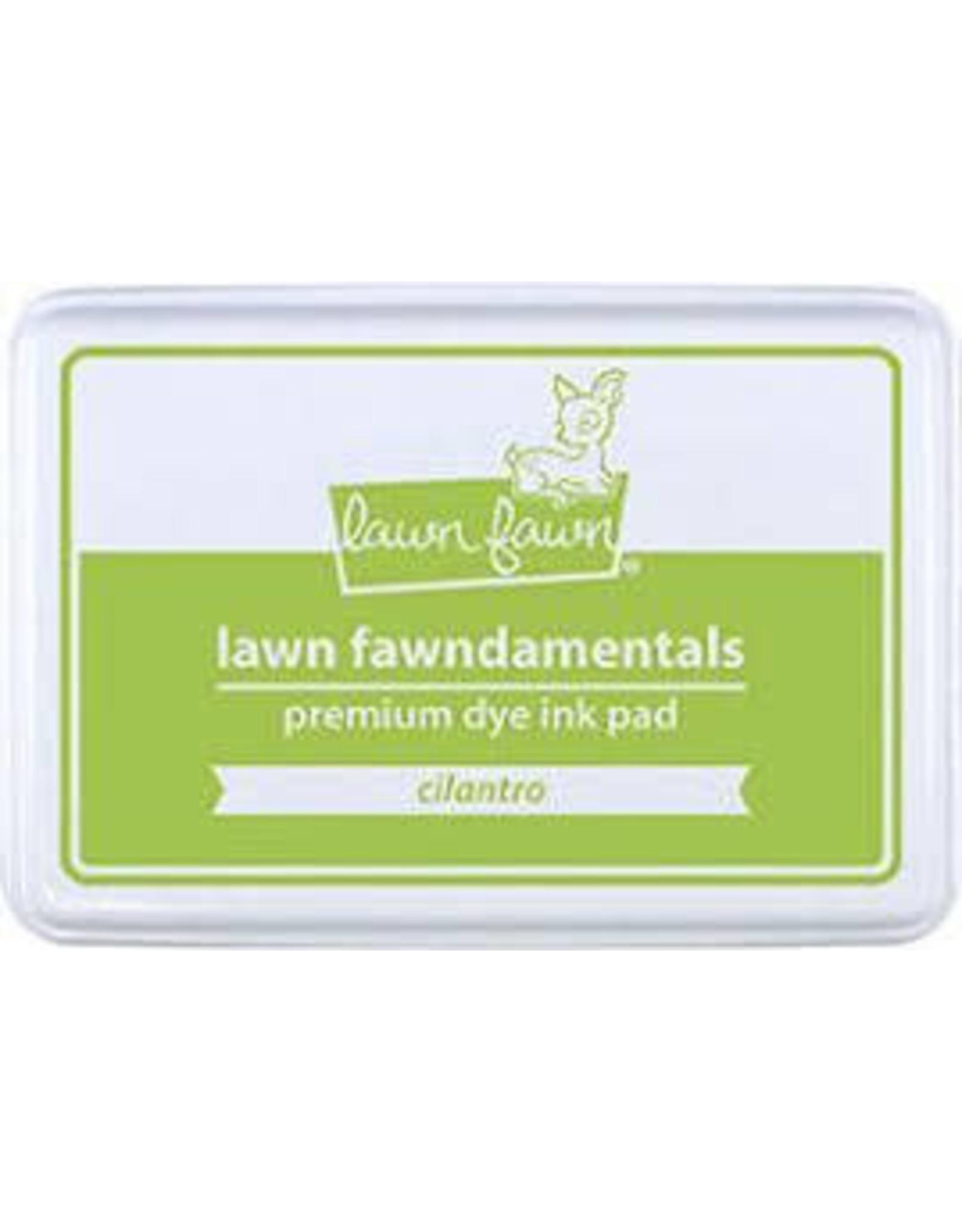 Lawn Fawn Lawn Fawndamentals Dye Ink Pad - Cilantro