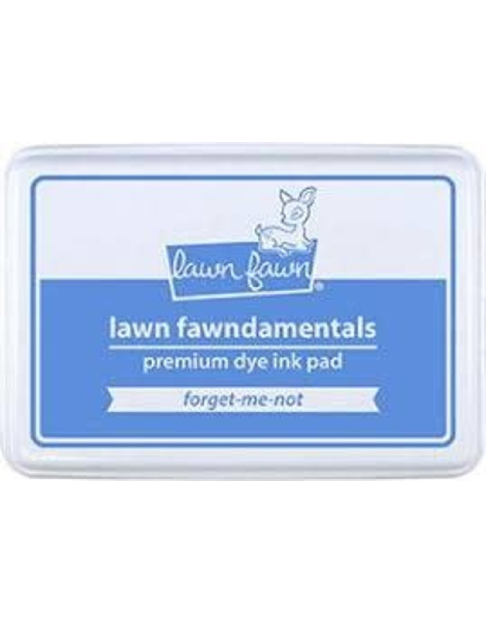 Lawn Fawn Lawn Fawndamentals Dye Ink Pad - Forget Me Not
