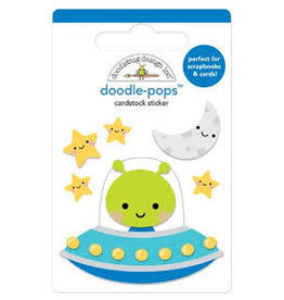 Doodlebug Design Inc. Out of this World - Doodle Pops