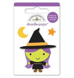 Doodlebug Design Inc. Doodle Pops - Wee Witch