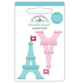 Doodlebug Design Inc. Doodle Pops -Tower of Love