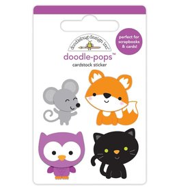 Doodlebug Design Inc. Doodle Pops - Forest Friends