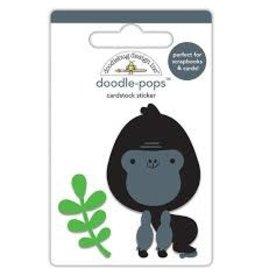 Doodlebug Design Inc. Doodle Pops - Gus Gorilla