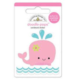 Doodlebug Design Inc. Doodle Pops - Winnie Whale
