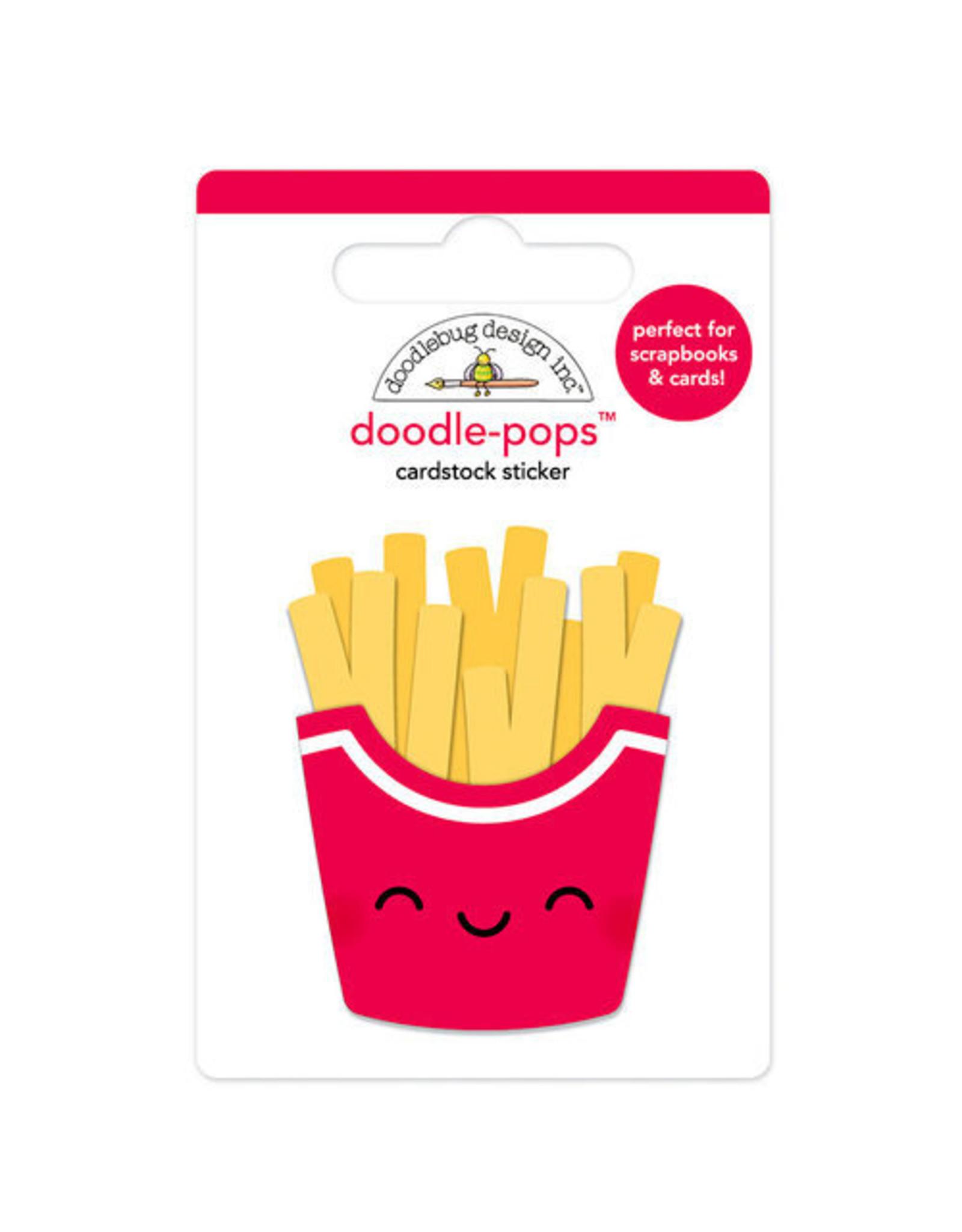 Doodlebug Design Inc. Fry Day - Doodle Pops