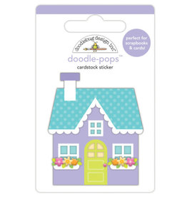 Doodlebug Design Inc. Doodle Pops - Cozy Cottage