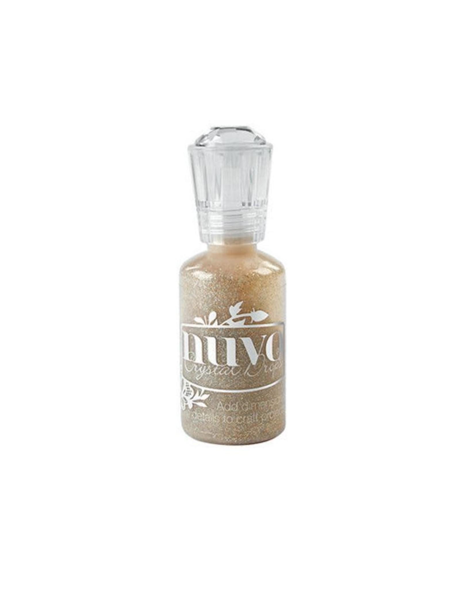 Nuvo Nuvo Glitter Drops - Honey Gold