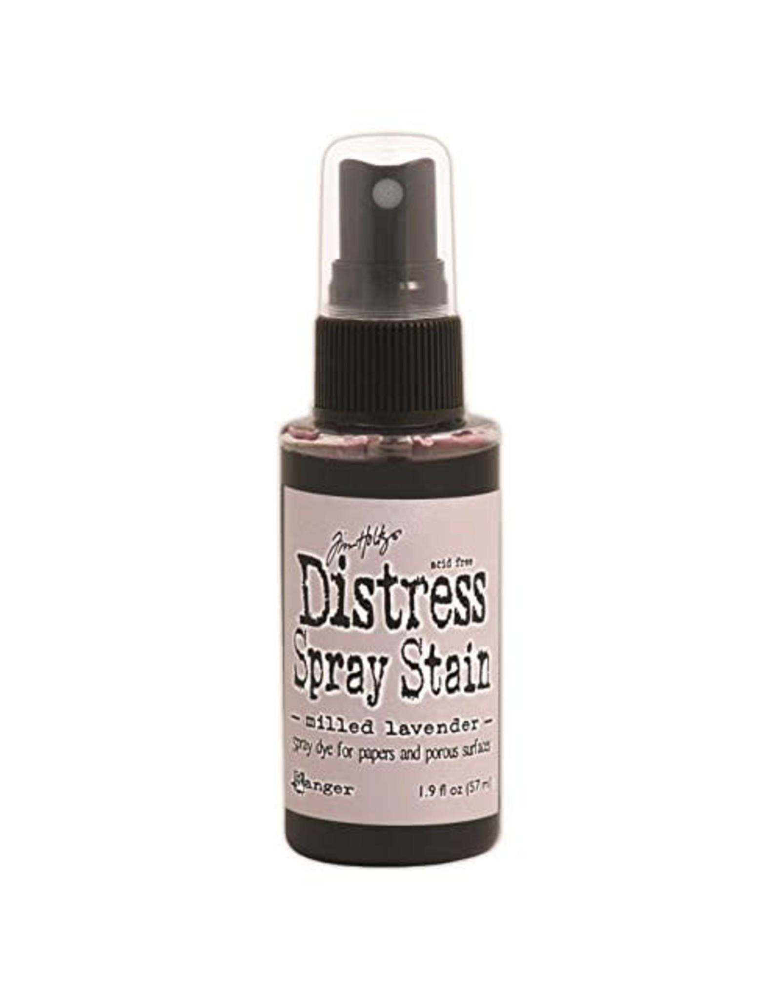 Ranger Distress Spray Stain - Milled Lavender
